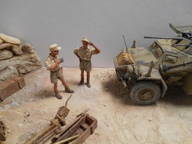 De Tobruk à El Alamein - Octobre 42 - Maquettes Tamiya et Italeri - Figurines MK35 - 1/35e Tobruk17