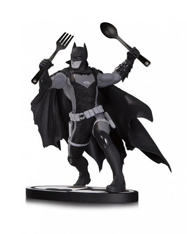 BATMAN BLACK & WHITE #50 : NICOLA SCOTT (Earth-2) Batman10