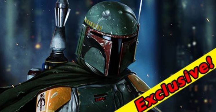 Star Wars Spin Off ABANDONNÉ - Boba Fett Exclu10