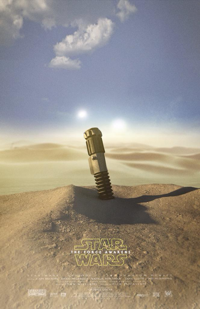 7 - Les posters de Star Wars The Force Awakens - Page 6 Poster11