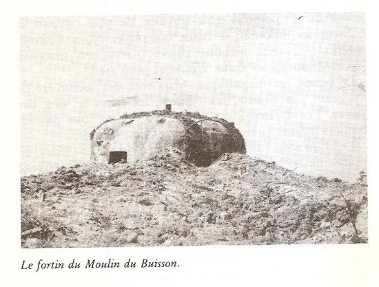 Blockhaus Moulin du Buisson (combats brigade Piron Août 44) Ferme_11