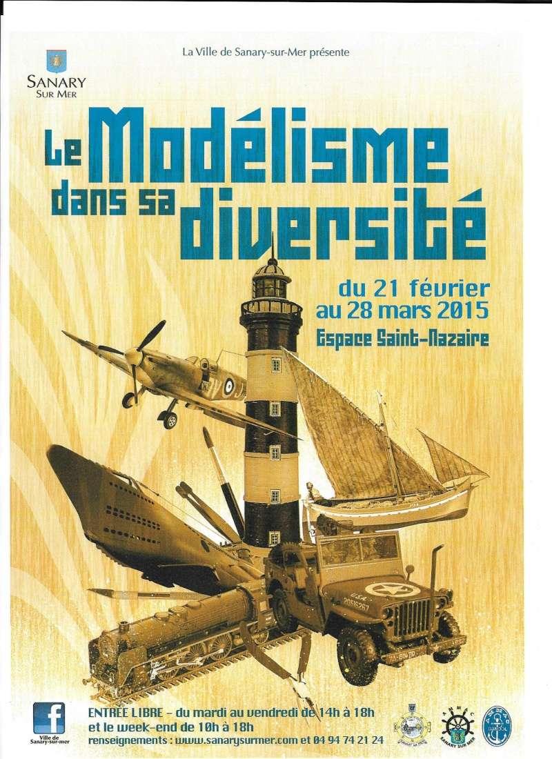 Exposition de Modélisme à SANARY / Mer Scan15