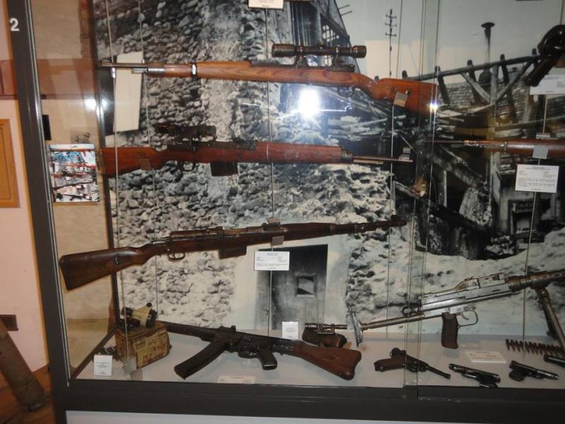 Musée des combats de la poche de Colmar 21449_10
