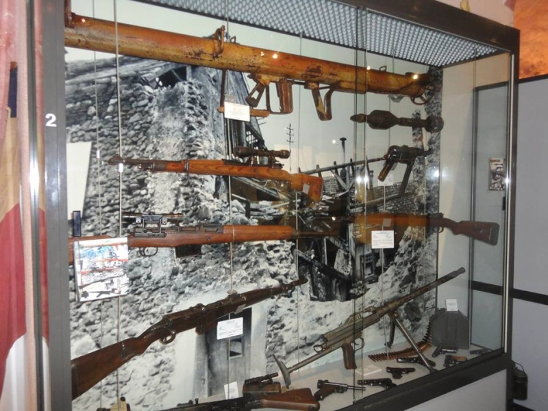 Musée des combats de la poche de Colmar 37444510