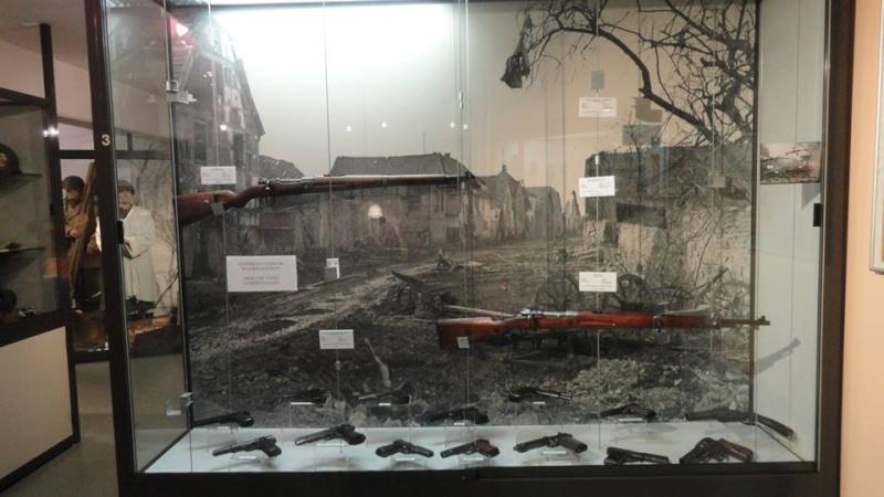 Musée des combats de la poche de Colmar 54071410