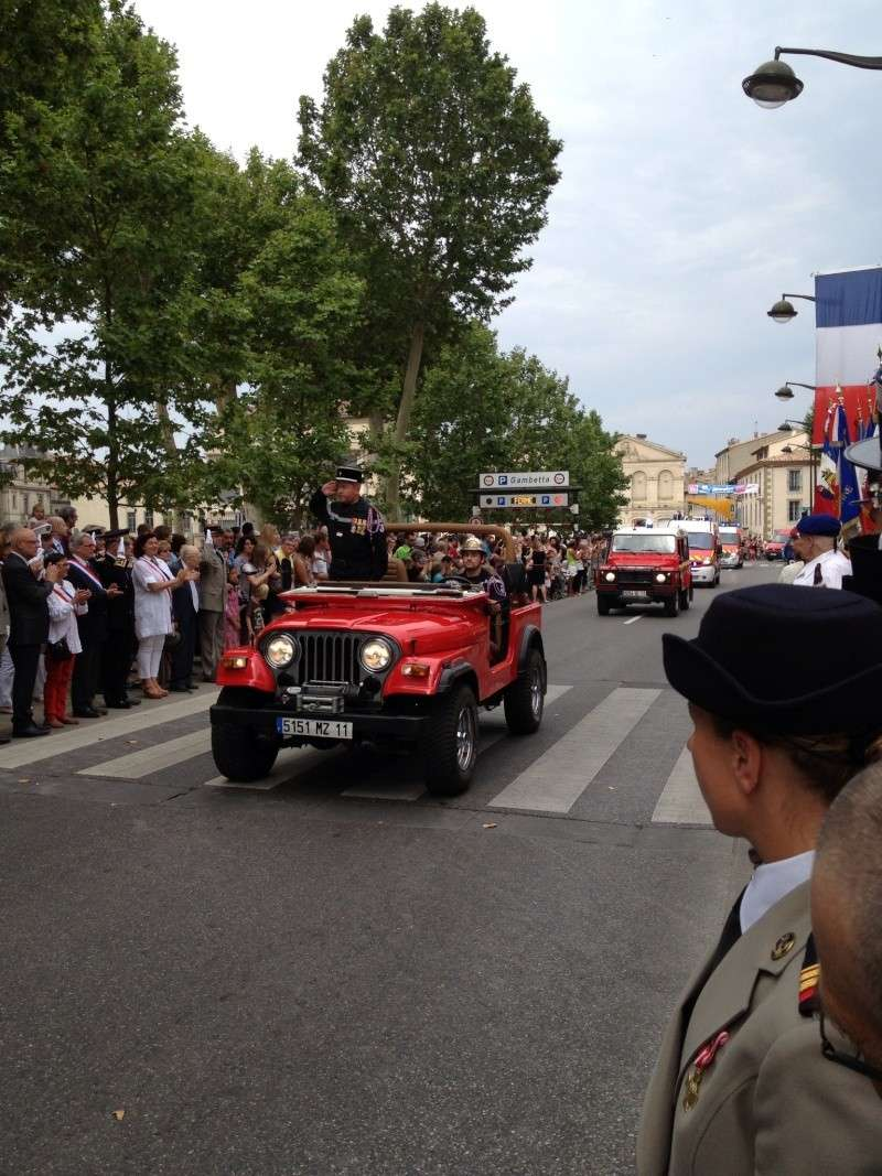 14 juillet et légion d'honneur william Image410