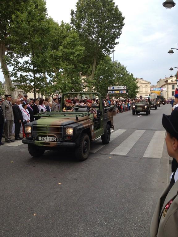 14 juillet et légion d'honneur william Image511