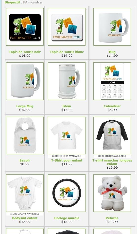 Evénement: Shopactif, Le nouveau magasin Forumactif...! 410