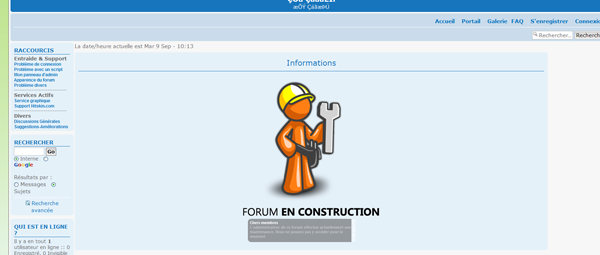 UPDATE : Forum permissions copy, Contact form, and much more to see inside! 4410