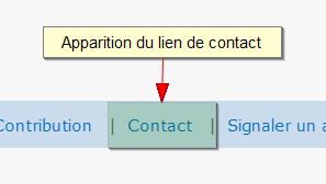 """Le """"contactez-nous"""" fait son apparition ! 6610"""