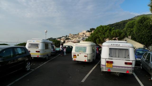 Corsica 2010 avec trois Puck P1020212