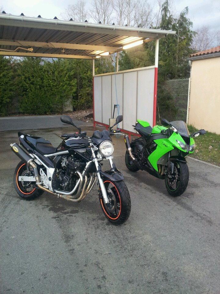 vends Kawasaki zx10r 40570210