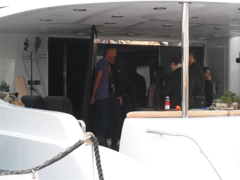 22/01/11 - Photos sur le bateau d'NRJ Sam_0410