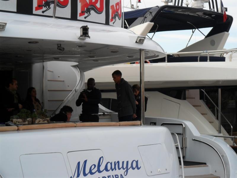 22/01/11 - Photos sur le bateau d'NRJ Sam_0413