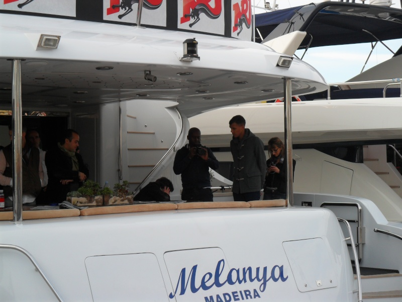 22/01/11 - Photos sur le bateau d'NRJ Sam_0414