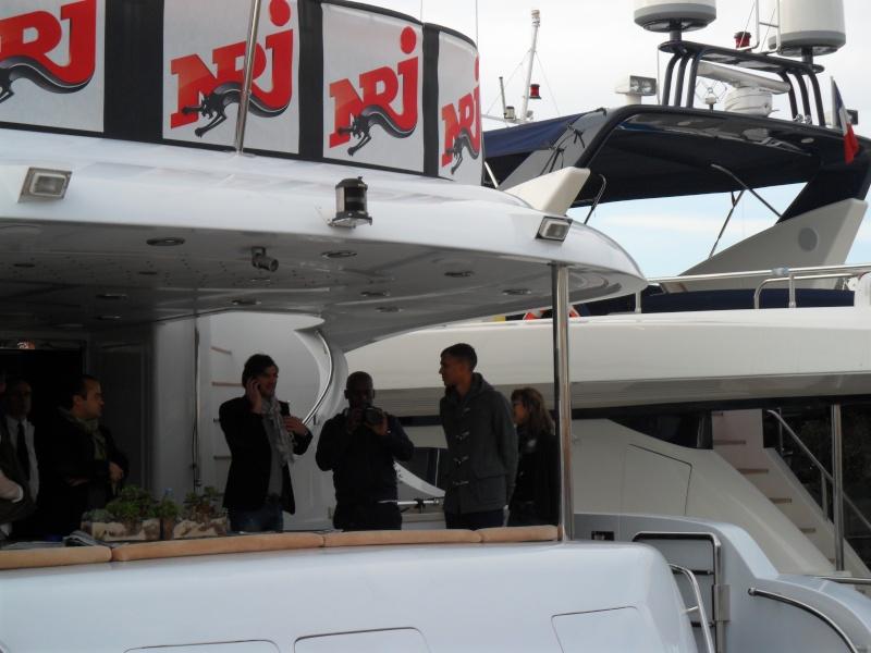 22/01/11 - Photos sur le bateau d'NRJ Sam_0415