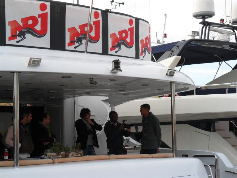 22/01/11 - Photos sur le bateau d'NRJ Sam_0416