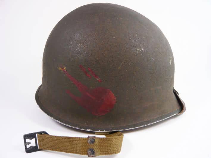 Identification casque a insigne us 21dhhq10