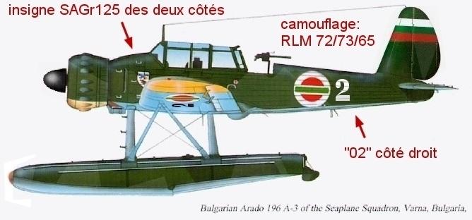 Montage: Arado Ar196A, Sword 1/72 - Page 2 _doc_p17