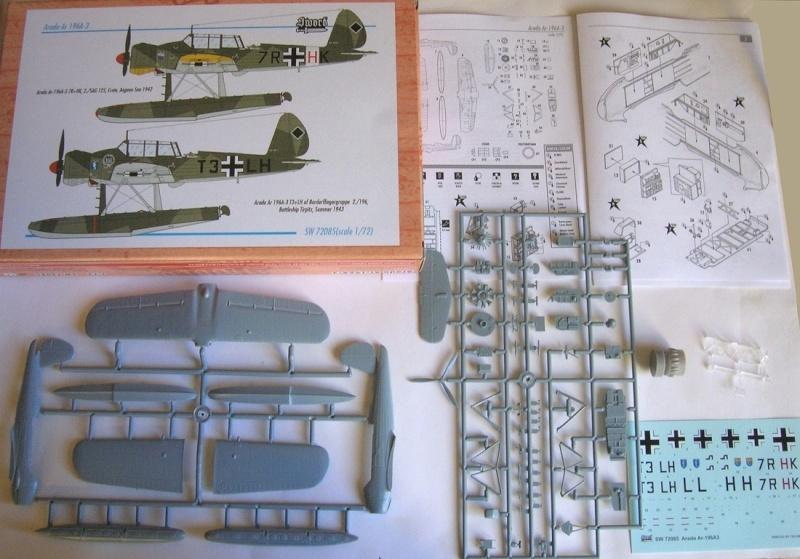 Montage: Arado Ar196A, Sword 1/72 Kit72_10