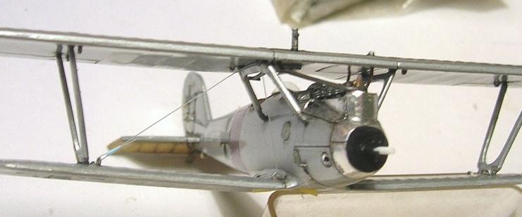 Deux Pfalz D-III / D-IIIa et demi,  1/72 - Page 5 Montag26