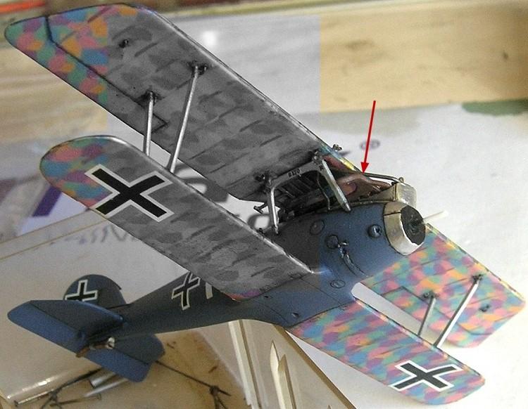 Deux Pfalz D-III / D-IIIa et demi,  1/72 - Page 5 Montag30