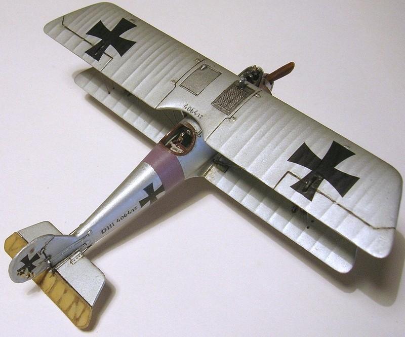 Deux Pfalz D-III / D-IIIa et demi,  1/72 - Page 5 Montag42