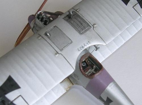 Deux Pfalz D-III / D-IIIa et demi,  1/72 - Page 5 Montag43