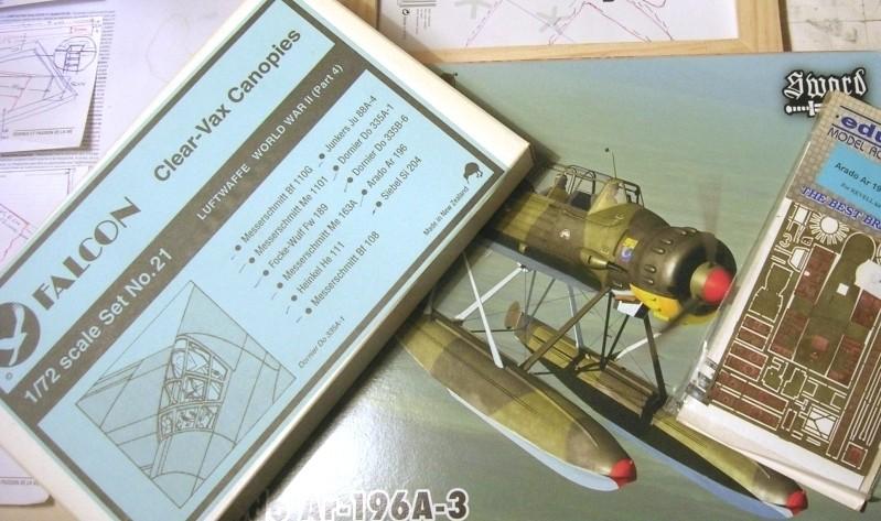 Montage: Arado Ar196A, Sword 1/72 Montag49