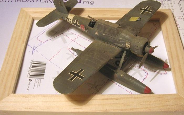 Montage: Arado Ar196A, Sword 1/72 Montag51