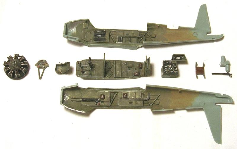 Montage: Arado Ar196A, Sword 1/72 Montag55