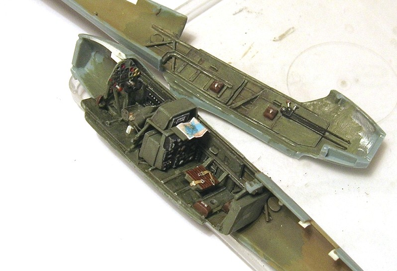 Montage: Arado Ar196A, Sword 1/72 Montag58
