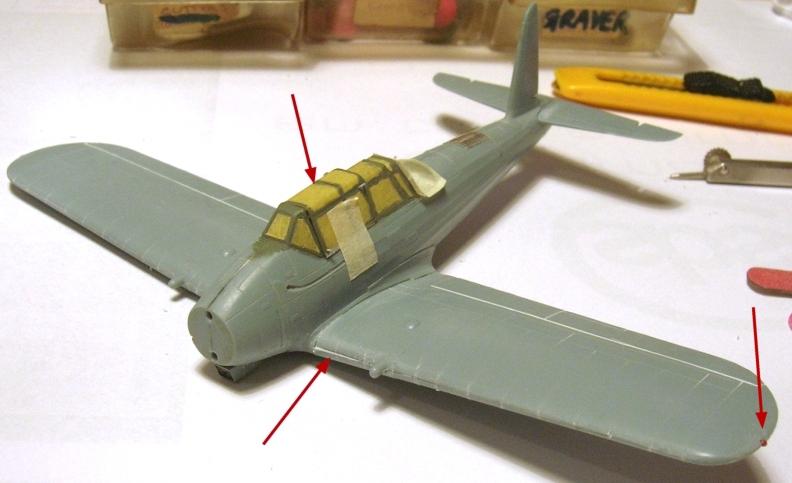 Montage: Arado Ar196A, Sword 1/72 - Page 2 Montag62