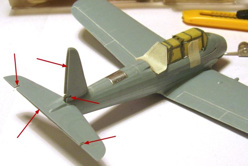 Montage: Arado Ar196A, Sword 1/72 - Page 2 Montag63
