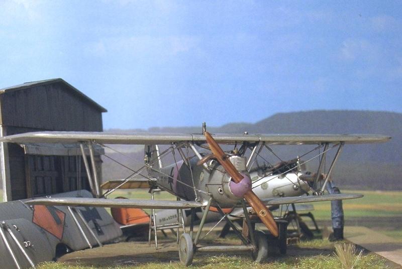 Pfalz D-III et D-IIIa en réparations, MAC Distribution 1/72 Pfalz_10