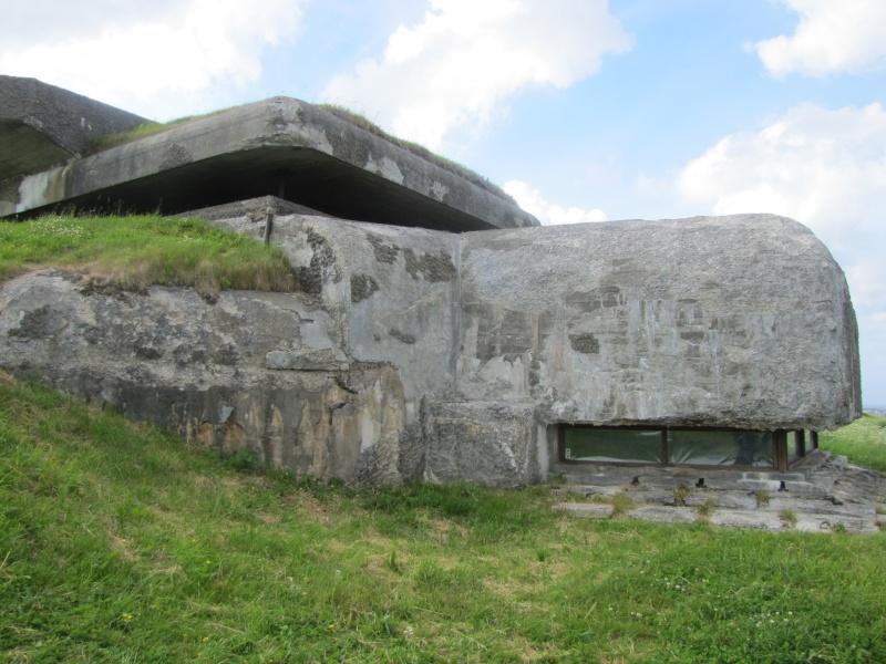 bunkers au danemark Fort_b13