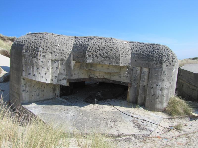 bunkers au danemark Scandi15