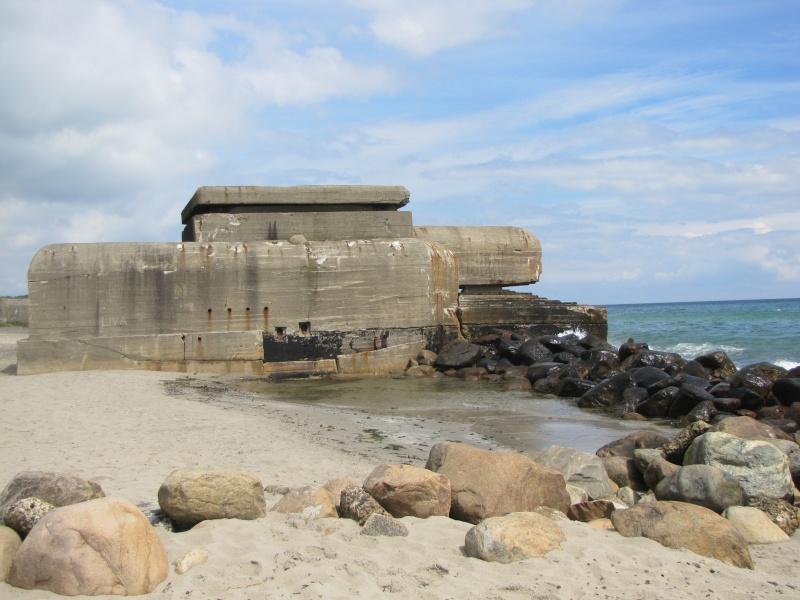 bunkers au danemark Skagen20