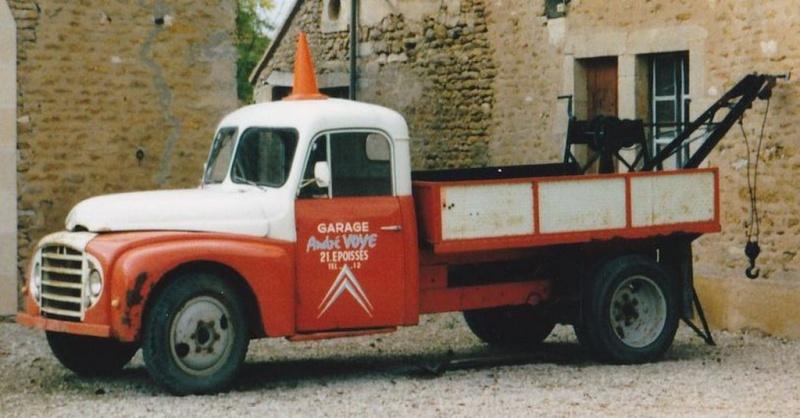 Collection LES CAMIONS d'AUTREFOIS (Altaya) Camion12