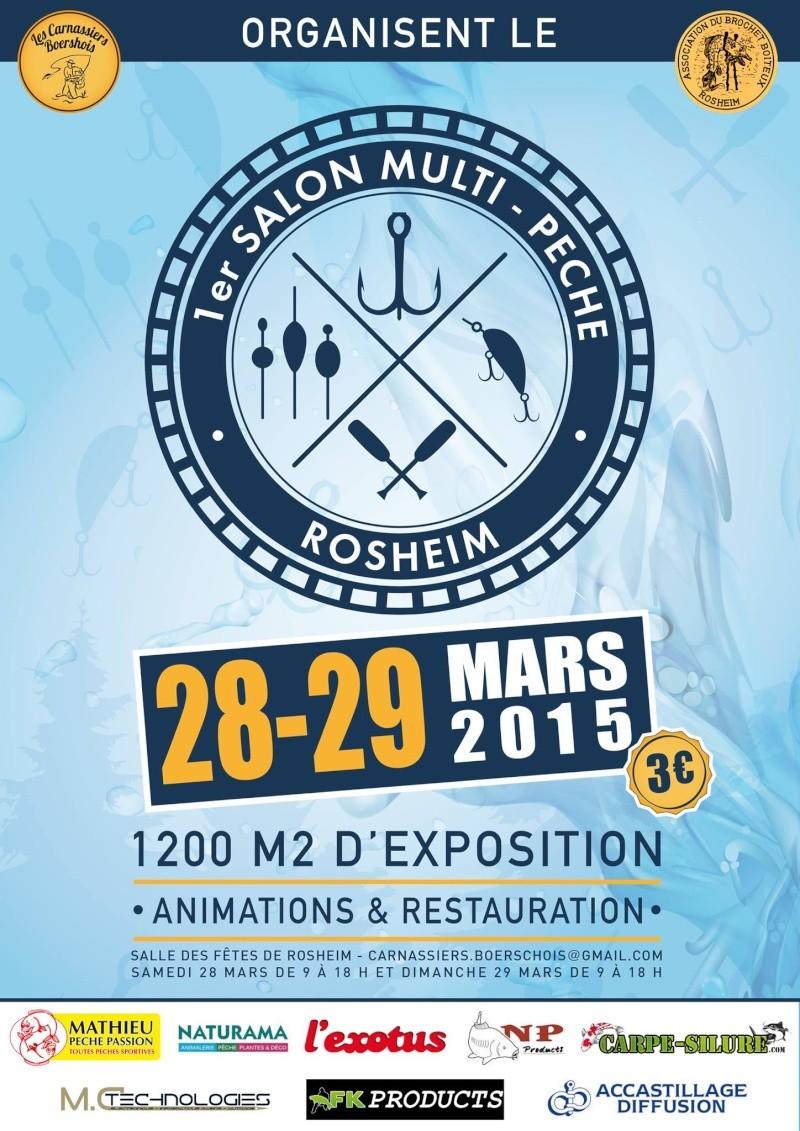 Salon multi-pêche Rosheim 10856612