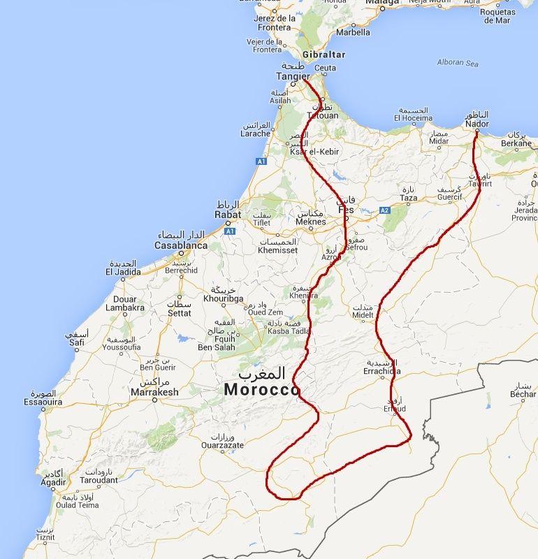 Virée facile Maroc 2015 06-03-10