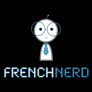 Les différentes versions du blog Frenchnerd French14