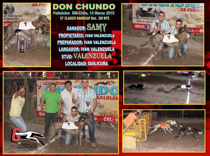 grandes clasicos a beneficio para el 14 de marzo en el canodromo de peñalolen para nuestro amigo galguero DON CHUNDO 16-cla10