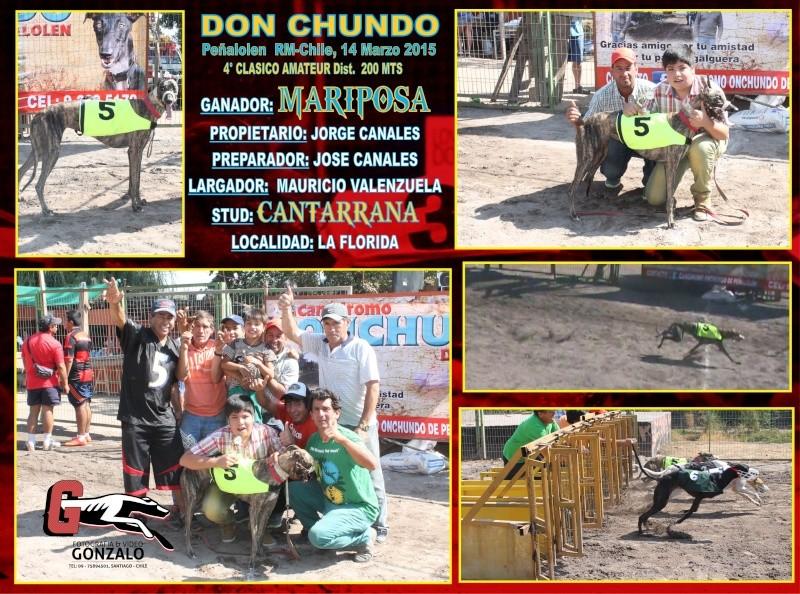 grandes clasicos a beneficio para el 14 de marzo en el canodromo de peñalolen para nuestro amigo galguero DON CHUNDO 4-clas11