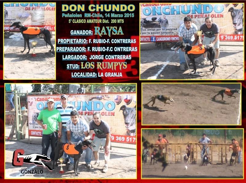 grandes clasicos a beneficio para el 14 de marzo en el canodromo de peñalolen para nuestro amigo galguero DON CHUNDO 5-clas11