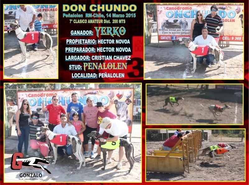 grandes clasicos a beneficio para el 14 de marzo en el canodromo de peñalolen para nuestro amigo galguero DON CHUNDO 7-clas11