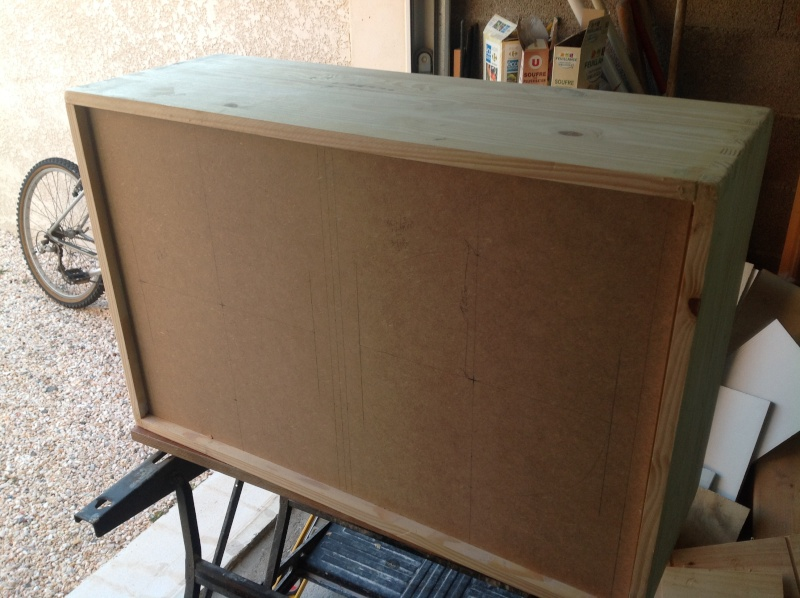 Construction de 3 Bassman Blonde 2(63' 6G6b)et 1(62' 6bj3). - Page 29 Img_0110