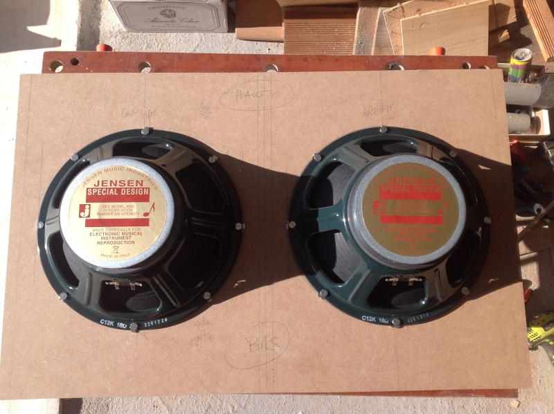 Construction de 3 Bassman Blonde 2(63' 6G6b)et 1(62' 6bj3). - Page 29 Img_0119