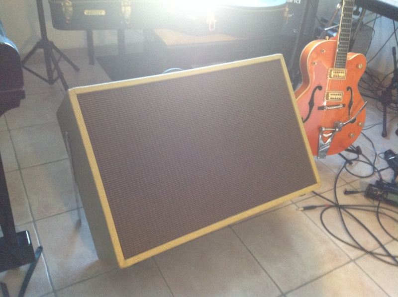 Construction de 3 Bassman Blonde 2(63' 6G6b)et 1(62' 6bj3). - Page 30 Img_0219