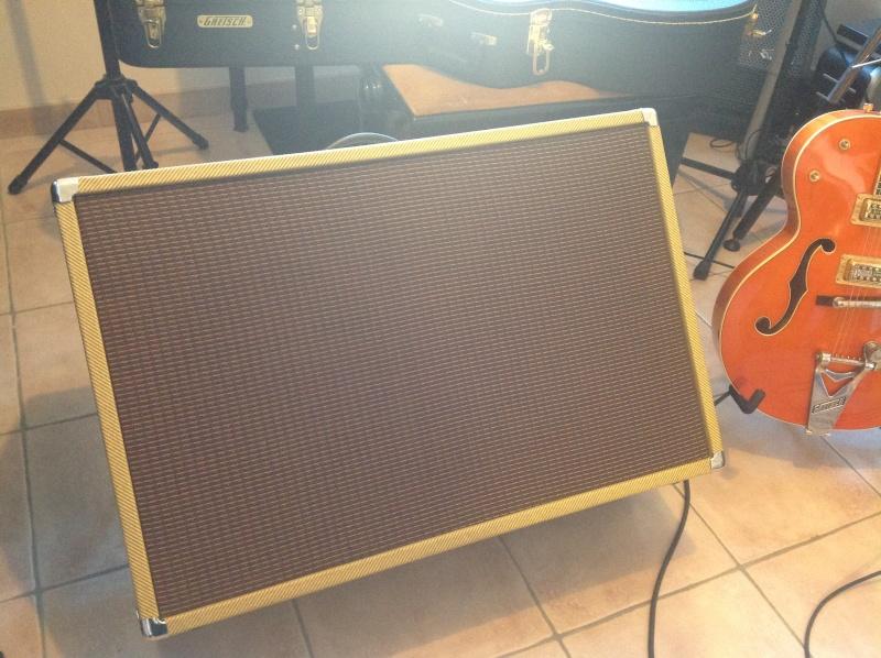 Construction de 3 Bassman Blonde 2(63' 6G6b)et 1(62' 6bj3). - Page 30 Img_0220
